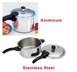 Presto 4 Quart Pressure Cooker