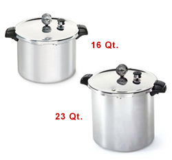 Presto Aluminum Pressure Canner/Cooker
